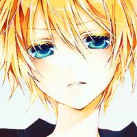 ผลการค้นหารูปภาพสำหรับ anime boy yellow hair