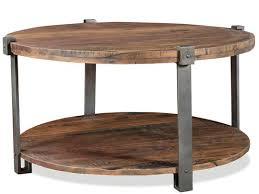 quinton round coffee table