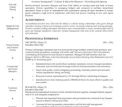 Executive Chef Resume Template Nmdnconference Com Example Resume