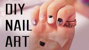 easy nail art with tape step by step | rajawali.racing