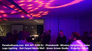 Chauvet Rogue R2 Spot  Vancouver Lighting RentalGobo Projector Rental Vancouver