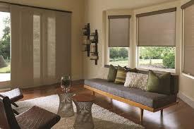 vertical blinds sliding glass door