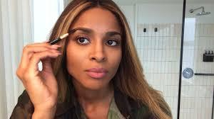 watch beauty secrets ciara s day to night makeup refresh beauty secrets vogue video cne vogue