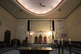 Seminar with presentation over dinner; Not So Mysterious Past And Present Masonic Temples Build Community Wxpr