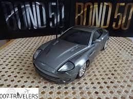 007 Travelers 007 Item British Secret Service R C Aston Martin V12 Vanquish Die Another Day