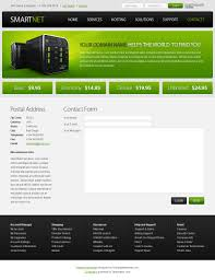 html template hosting website zoom in