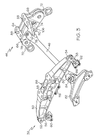 Patent us6843449 fail safe aircraft engine mounting system drawing single phase starter circuit diagram