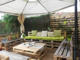 outdoor furniture made with pallets. Outdoor Pallet Deck Furniture. Furniture Bar Stools Made With Pallets