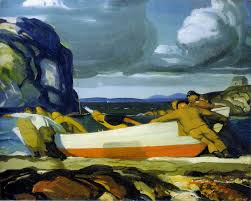 file george bellows the big dory 1913 jpg
