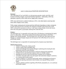 Director Of Marketing Job Description. Key Dutiesresponsibilities ...