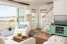beach curtain ideas living room beach style with white sofa sliding glass door sliding glass door