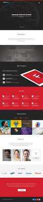 one page website template 15 best one page website psd templates for web designers 365