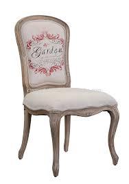 Französisch Stil Shabby Chic Holz Stoffbezug Café Esszimmerstühle Buy Café Stühleholz Esszimmerstühlefranzösisch Esszimmerstuhl Product On