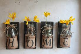 Home Decoration Accessories Wall Art HOME Wall DecorSet of 100Upcycled BottlesHOME 31