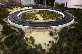 cupertino apple office. Apple New Concept Office Cupertino