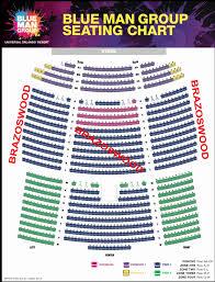 Oconnorhomesinc Com Astonishing Blue Man Orlando Seating