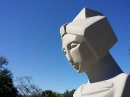 frank lloyd wright midway gardens sprite sculpture 31 inch