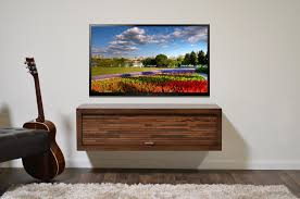 Wall Media Cabinet Wall Mounted Floating Tv Stands Tagged Mount Woodwaves