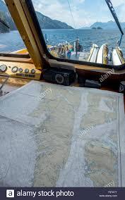 Southeast Alaska Nautical Charts Nautical Chart Stock Photos Nautical Chart Stock Images