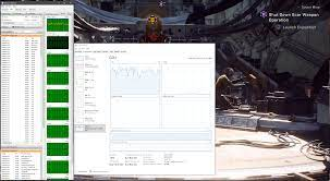 cpu / gpu usage - post your issues ...