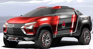 2020 Mitsubishi Sports Pickup Truck, Review, Specs, Engine ...