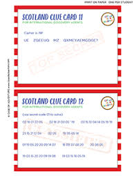 Information about scottish gaelic, a celtic language spoken mainly in scotland and nova scotia, canada by writing system: Destination Scotland Activity Pack Case Of Adventure