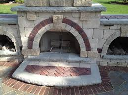 how much does an outdoor fireplace cost