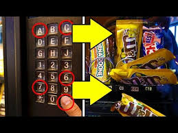 Free Food Vending Machine Code Best TOP 48 Vending Machine HACKS And TIPS To Get FREE FOOD And DRINKS