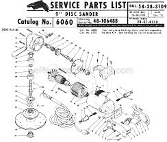milwaukee 6060 parts list and diagram ser 48 106488 milwaukee 6060 parts list and diagram ser 48 106488 ereplacementparts com
