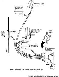 1987 chevy truck vacuum line diagram ac vacuum lines page 2 gm square body