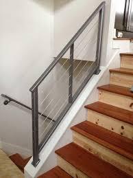 custom interior cable railing with 316 railings88 interior