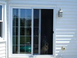 Sliding Patio Doors With Built In Blinds Single Door Double French