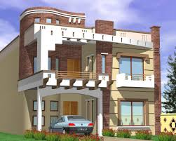 Latest Kothi Designs Exterior House Pakistan Marla