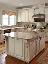 kitchen furniture white. White Cottage Kitchen With Metal Pendants Furniture