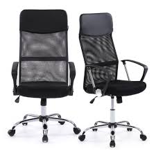 ikayaa ergonomic mesh adjule office executive chair