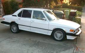 1979 bmw 528i 4 door e12 6 cylinder m30b28 bavarian motor works not running