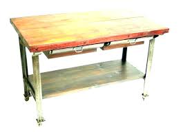 boos butcher block table john round dining