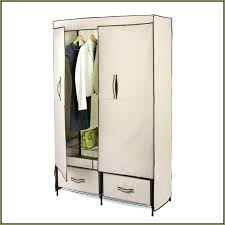 small portable closet excellent portable clothes drying rack closet organizer home depot