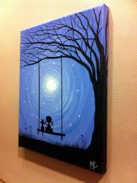 ideas on what to paint 30 more canvas painting ideas