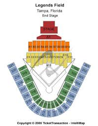 George M Steinbrenner Field Seating Chart
