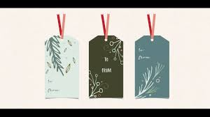 Gift Tag Design Ideas Tags Design Kalde Bwong Co