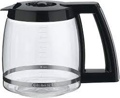 Customer_service@cuisinart.ca or cuisinart canada, attention: Amazon Com Cuisinart 14 Cup Replacement Glass Carafe Black Coffeemaker Carafes Kitchen Dining