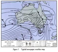 How To Read A Synoptic Chart Australia 47 Skillful Synoptic Chart For Australia