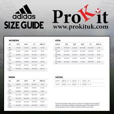 Uk Glove Size Conversion Chart Size Guide Prokituk Com