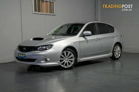 2008 Subaru Impreza Wrx Awd My08 Hatchback