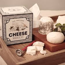 picture of the artisan cheese makers kit