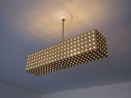 diy ceiling light idea inspiration cover