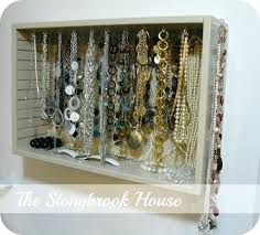 Earring Display Stand Diy Diy Necklace Display Handmade By Bunny Tutorial Necklace Display 61