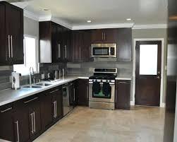 l shaped kitchen design brown u designs india