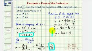 maxresdefault parametric equation khan academy equations of line worksheet pdf calculator
